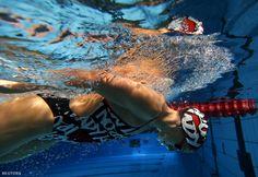 Éjfélkor Cseh Laci sem fog belealudni a medencébe Swimmers, Eat Sleep, Repeat, Rio, Inspirational, Sport, Lady, Photography, Beautiful