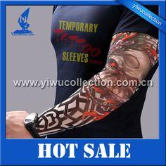 fake tattoo sleeves,arm tattoo sleeve,custom tattoo sleeve $0.15~$0.35
