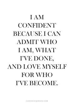 I Am ...