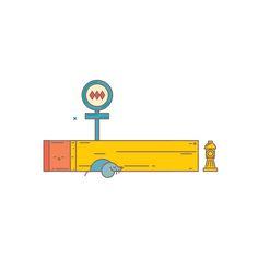 Metro de Santiago Infografías on Behance