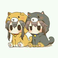 Two Chibi