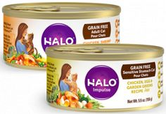 FREE Can of Halo Cat Food Coupon on http://hunt4freebies.com