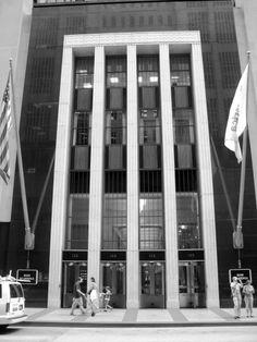 Art Deco Field Building, Chicago