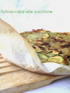 L'emporio 21: La schiacciata velocissima alle zucchine