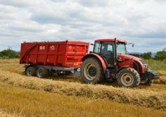 Traktorové návěsy BIG 14.10