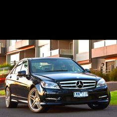 Mercedes C Class, my new love.. My newest baby!!!