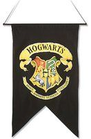 Original Harry Potter Hogwarts Wall Banner