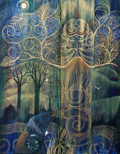 by Robin Slow Spiral Art, Maori Designs, New Zealand Art, Nz Art, Maori Art, Occult Art, Art Carved, Realism Art, Indigenous Art
