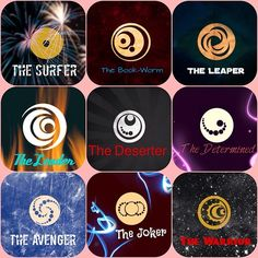 lorien legacies!!!! According to this I'd be Number Four or Number Six