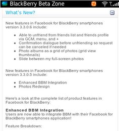 Facebook v3.3.0.6 (BETA) (OS 5.0-7.1)
