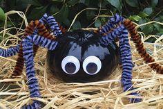 Spooky Fun: No Carve Pumpkins!