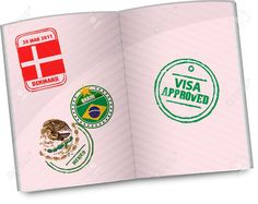 Passport Clip Art | Use these free images for your websites, art projects, reports, and ...