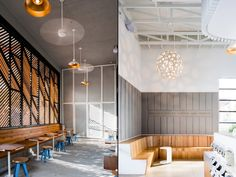 Houndstooth Coffee by Official, Dallas – Texas » Retail Design Blog