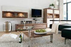 schönes Interior Design mit fantastischem Teppich