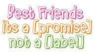 More than a couple beat friends just makes the word insignificant. Choose your best friends wisely. I know who my true best friend is...
