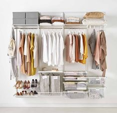 So, you're doing a total overhaul of your closet. Where do you start? What should you consider? How do you accurately measure everything? View our planning guide for all the answers!