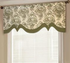 Different styles diy window valance design.You can find Valances and more on our website.Different styles diy window valance design. Valance Window Treatments, Custom Window Treatments, Window Coverings, Window Valances, Cornices, Curtain Valances, Valance Patterns, Valance Ideas, Valences For Windows