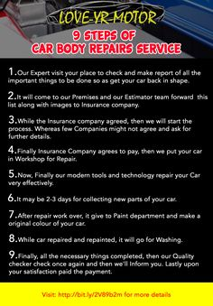 LoveYrMotor - Dent Removal & Car Scratch Repair Bristol