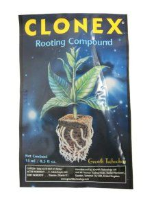 Clonex Rooting Compound Gel Packets, 15ML by Hydrodynamics International. $5.47. Remains in contact around the stem sealing the cut tissue. Full spectrum of  mineral nutrients and trace elements to nourish the young roots during the formative stages. Provides vitamins to protect the delicate new root tissue. Supplies hormones needed for root cell development. Foremost rooting compound gel in its field since 1989. Clonex Rooting Compound Gel is a high performance wa...