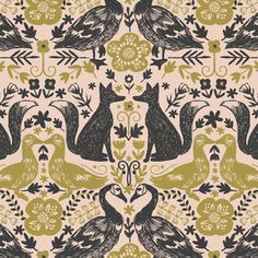 Hawthorne Threads - Forest Fables - Folk Tails in Harvest