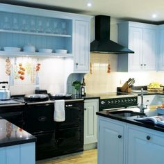 Kitchen | Be inspired by this cosy Scottish Highland retreat | House tours | Classic decorating ideas | PHOTO GALLERY | Homes & Gardens | Housetohome
