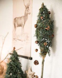 DIY-Anleitung für Einsteiger: Adventskranz binden (mit Eucalyptus) Christmas Wreaths, Christmas Tree, Diy And Crafts, Holiday Decor, Workshop, 23 November, Home Decor, Celebrity News, Tumblr
