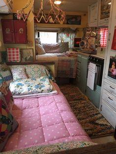 Vintage Caravans 787074472365839901 - caravan decor 168462842292443142 – Source by Source by Trailer Interior, Van Interior, Interior And Exterior, Van Living, Tiny House Living, Vintage Caravans, Vintage Campers, Vintage Trailers, Vintage Rv