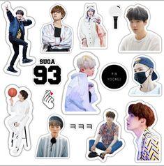 New memes de amor 100 ideas Pop Stickers, Tumblr Stickers, Printable Stickers, Kawaii Stickers, Bts Tickets, Bts School, Bts Face, Journal Stickers, Bts Drawings