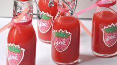 Fruity pink smoothie | VTM Koken