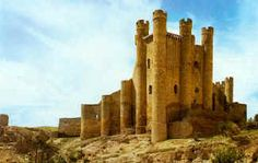 Castillo de Valencia de Don Juan.  Location: Leon  Country: Spain