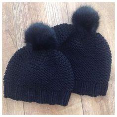 Tuto bonnet enfant et adulte Tuto Bonnet Tricot, Tricot Bonnet Femme, Bonnet  Pompon, a7790393f48