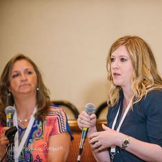 Last year's awesome line of speakers included Liz Latham of @hoosierhomemade and Stephanie Parker of @plainchicken. #FWCon #foodie #foodblogger #rosenshinglecreek @sundaysupperfam