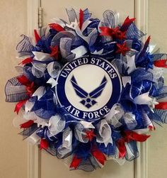 1000+ ideas about Military Wreath on Pinterest | Army Wreath, Wreaths and Deco Mesh
