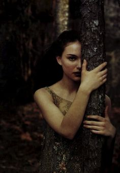 Natalie Portman in Vanity Fair by Annie Leibovitz