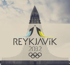 Reykjavik 2032 by Patrick Yovanov, via Behance