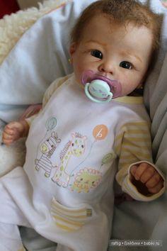 Крошечка Андишка. Куклы реборн Аракеловой Ирины / Куклы Реборн Беби - фото, изготовление своими руками. Reborn Baby doll - оцените мастерство / Бэйбики. Куклы фото. Одежда для кукол