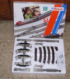 Caja tren Roco N 1:160 Accesorios Ref. 22015
