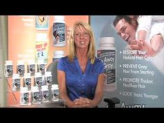 Cathy Beggan is the CEO and inventor of a natural supplement known as Wake Up on Time. She specializes in health and beauty natural supplements. Learn more about Cathy Beggan and her achievements here: http://www.wpbf.com/health/pill-helps-gray-hair-go-away-but-is-it-safe/19817092 #cathybeggan