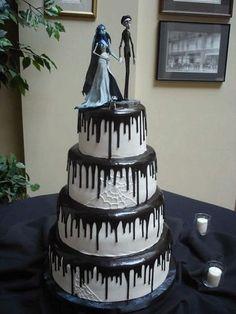 pasteles de cumpleaños tim burton - Buscar con Google