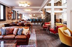 The Hoxton, Amsterdam | The Mayor of Amsterdam Lived Here | Jetset | JT | Destination