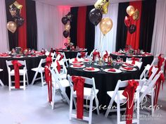 Hollywood Birthday Party Ideas | Photo 5 of 12 | Catch My Party