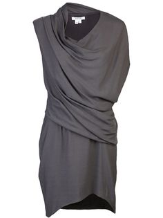 Drape dress !