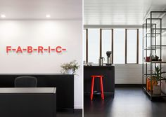 Brand identity by Richards Partners for Auckland residential development Fabric of Onehunga