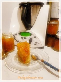 Homemade #Thermomix orange marmalade is fantastic! http://www.whyisthereair.com/?p=3713