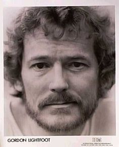 """Nov 17 - 1938 – Gordon Lightfoot, Canadian singer """"The Wreck of the Edmund Fitzgerald"""" If You Could Read My Mind Music Film, Music Icon, My Music, Music Concerts, 70s Singers, Edmund Fitzgerald, Gordon Lightfoot, O Canada, Hit Songs"""