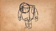 11. Solid Drawing - 12 Principles of Animation de AlanBeckerTutorials