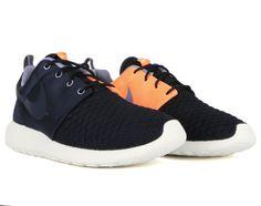 Nike Roshe Run Slip-On- Black Volt | I am a Sneakerhead | Pinterest | Nike  roshe, Roshe and Teen fashion