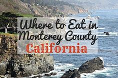 Wondering where to eat in Monterey, California? Use this guide to discover new places!