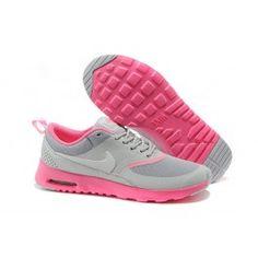 Billige Nike Air Max Thea Grå Pink Dame Skobutik | Købe Nike Air Max Motion Skobutik | Nike Air Max Skobutik Online | denmarksko.com