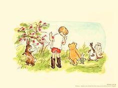 winnie the pooh print - Buscar con Google